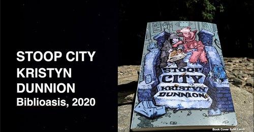Girl Fly vs Kristyn Dunnion STOOP CITY